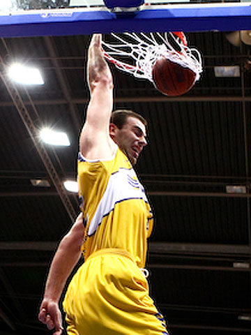 12. Jasmin Perkovic (EWE Baskets)